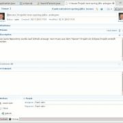 GitHub Issue in Eclipse erfassen: Die übermittelte Aufgabe bzw. Task