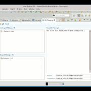 Git Staging mit Eclipse EGit: Die erste Datei wird committet