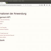 Thymeleaf-Prototyp: Die Management-API der Wertpapierverwaltung